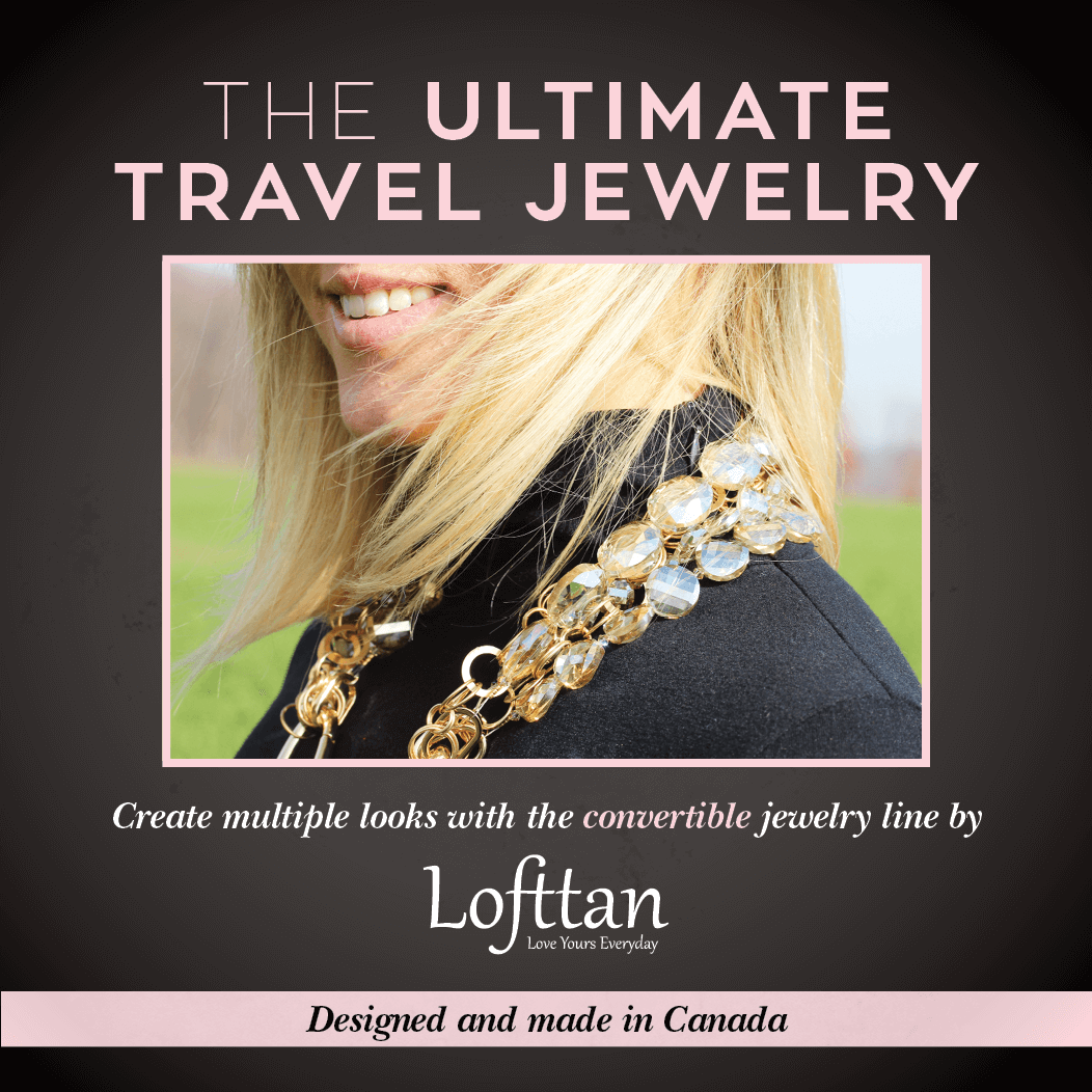 Lofttan Jewelry Collection at Ideal Fashion