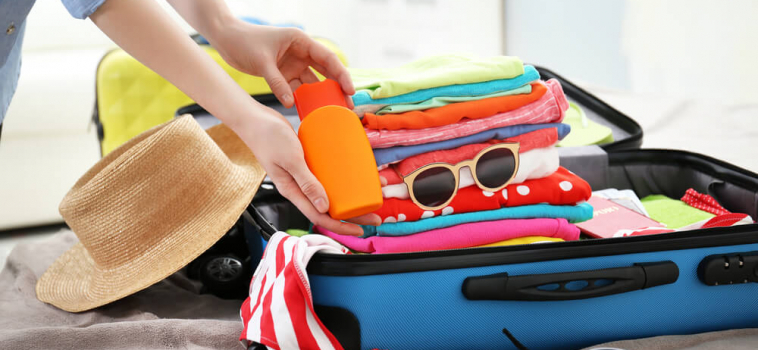 5 Packing Tips for Your Next Vacation